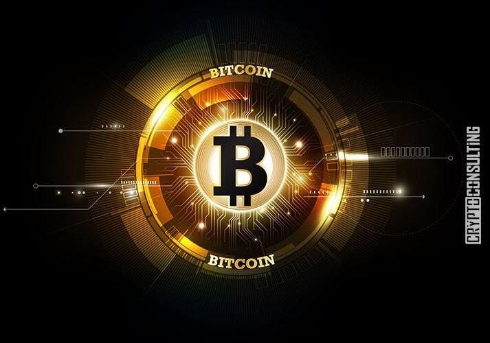 Golden-bitcoin-digital-currency